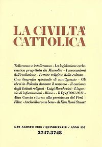 CoverCiviltaCattolica